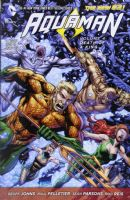 Aquaman - Volume 4: Death of a King - Hardcover/Graphic Novel